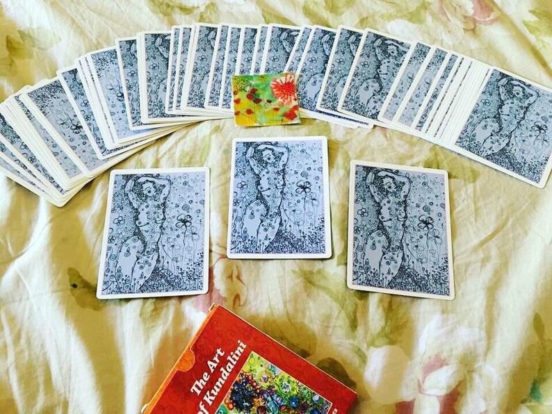 The Art of Kundalini Oracle Cards image 0
