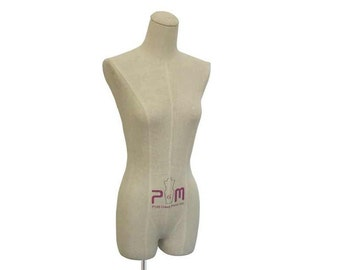 Lingerie Dress Form Professional Mannequin with Stand for Lingerie or Bridal Display