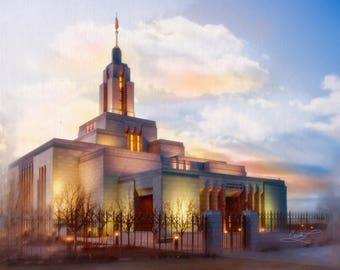 Draper Temple - The Church of Jesus Christ of Latter-Day Saints