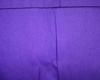 Purple Cotton Fabric
