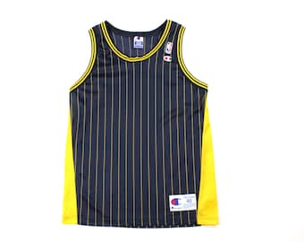Vintage Blank Champion NBA Indiana Pacers Jersey