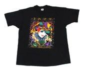 Vintage Anvil New Orleans Mardi Gras T-Shirt Sz 2X