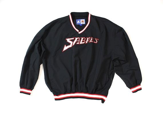 Vintage 90s NHL Buffalo Sabres Pullover Starter Ja