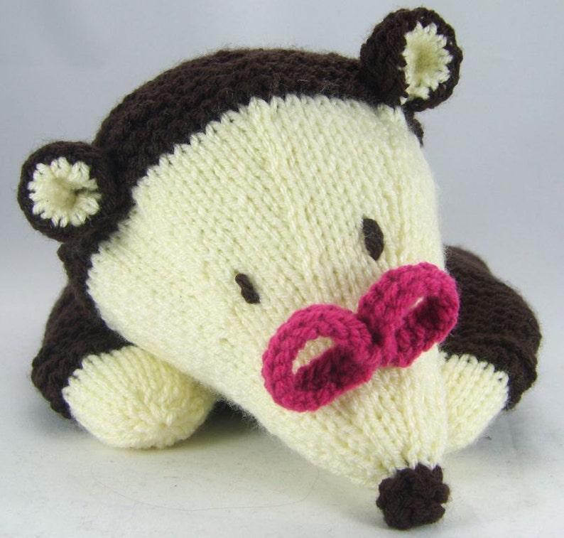 8472a2e82ead KNITTING PATTERN Mole Pyjama Case Knitting Pattern Download