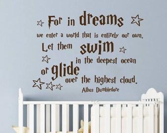 In Dreams We Enter Etsy