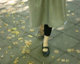 """Skirt """"Woollen, soft, special"""" 2"""