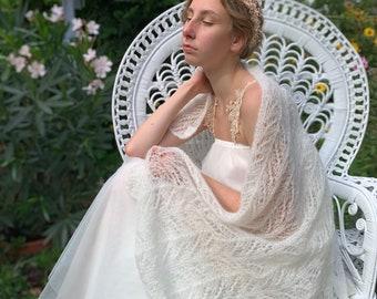 """Bridal scarf """"Elbfee-scarf"""""""