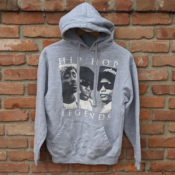 Vintage Hip Hop Legends hoodie