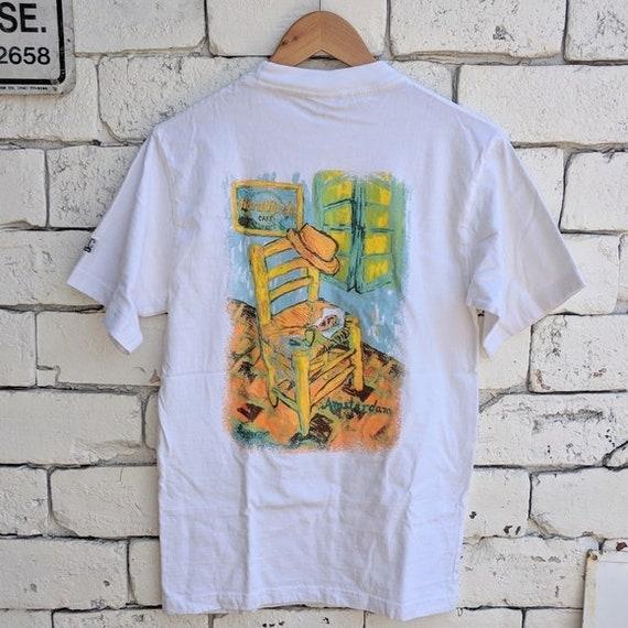 Hard Rock Cafe Amsterdam Sweatshirt  Original Vintage HARD ROCK COFFEESHOP  Come High Get Higher