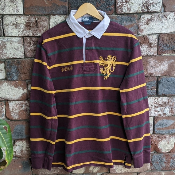 Vintage POLO RL Griffin rugby shirt