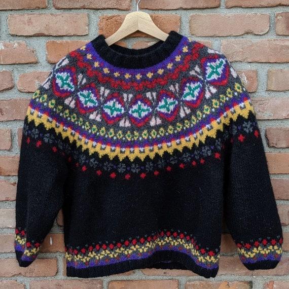 Vintage Gap knit wool sweater