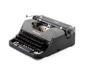 Vintage Typewriter, Under...