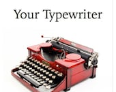 Your Typewriter: Finding,...