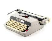 Restored Typewriter, Ward...