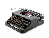 Antique Typewriter, Coron...