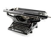 Underwood Mill typewriter...