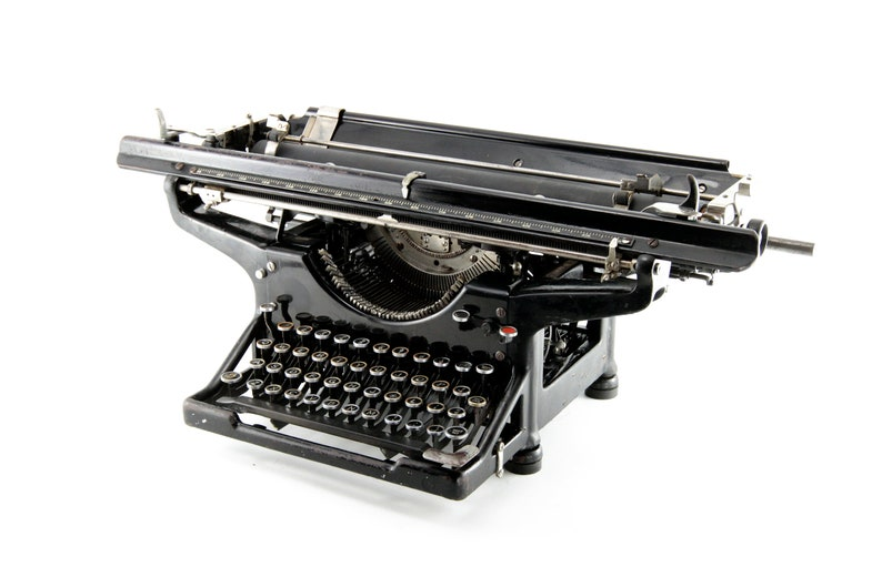 Underwood Mill typewriter. Wide carriage restored and very image 0