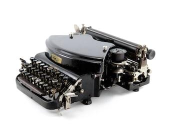 Antique Typewriter, Restored and Rare Adler Model No. 7