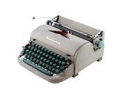 Restored Typewriter, Remi...