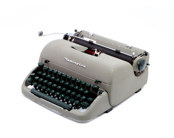 Restored Typewriter, Remington Letter-Riter