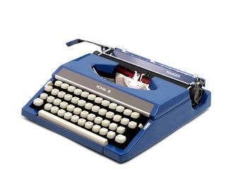 Restored typewriter, Royal Ranger