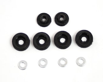 Silver Reed typewriter feet and grommets. For Royal Mercury, Signet, Ranger, etc.