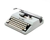 Restored typewriter, Roya...