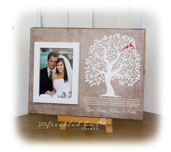 Wedding Gift For Aunt: Wedding Gift For An Aunt And Uncle Aunt Gift Uncle Gift