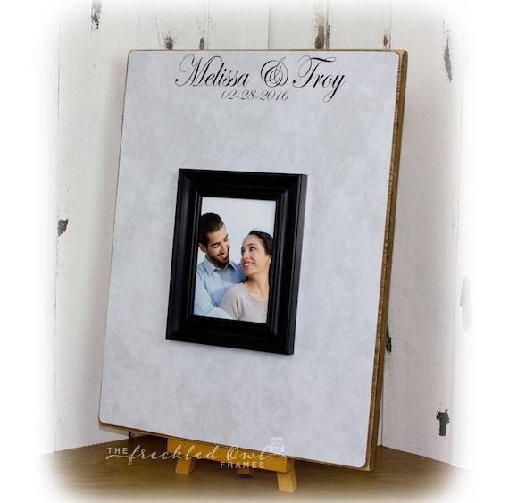 Large Wedding Guest Book Frame Wedding Sign Decoration | Etsy
