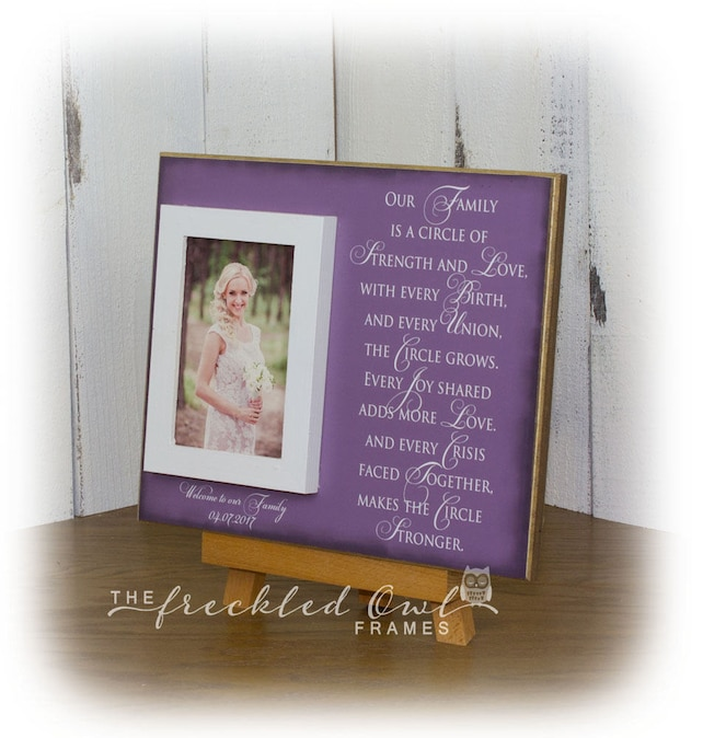 Wedding Gift For Daughter In Law Daughter In Law Gift Etsy
