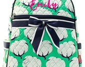 fc06a51c71 Personalized Cotton Fields Mint Green 15