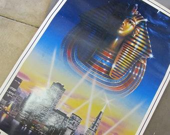 King tut poster | Etsy
