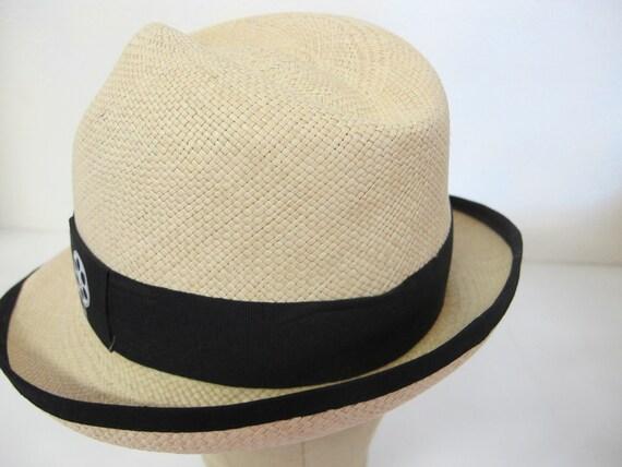 Panama Hat Ecuador Montecristi Straw Hat Resort S… - image 4