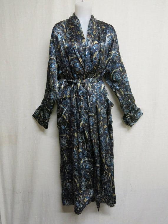 Victoria's Secret Satin Kimono Robe Satin Robe Dre