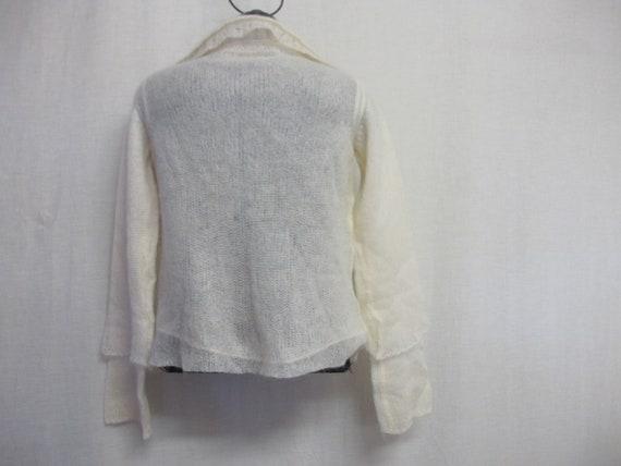 Mohair Sweater FENDI Italian Mohair  Sweater New - image 7