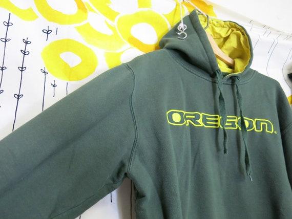 College Hoodie Sweatshirt OREGON DUCKS Sweatshirt