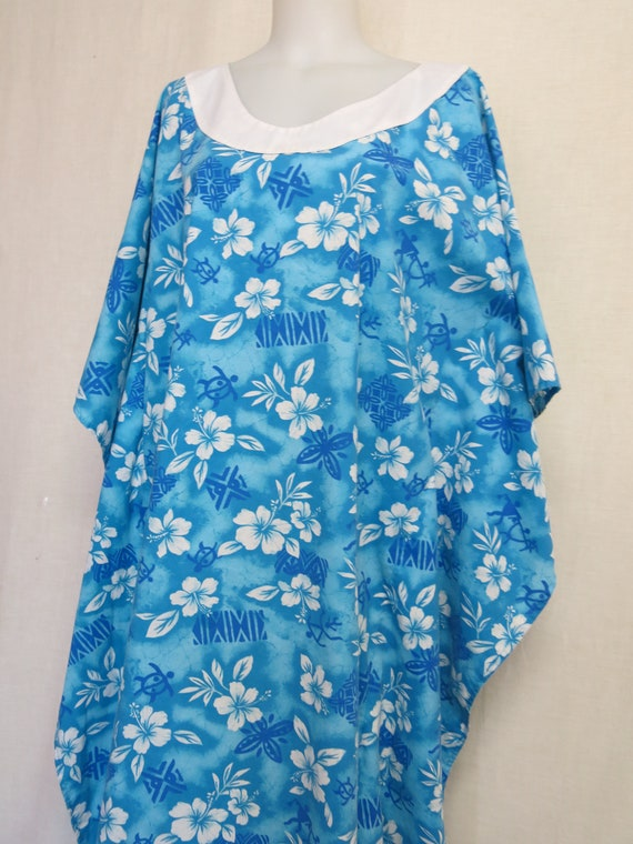 Cotton House Dress Muumuu