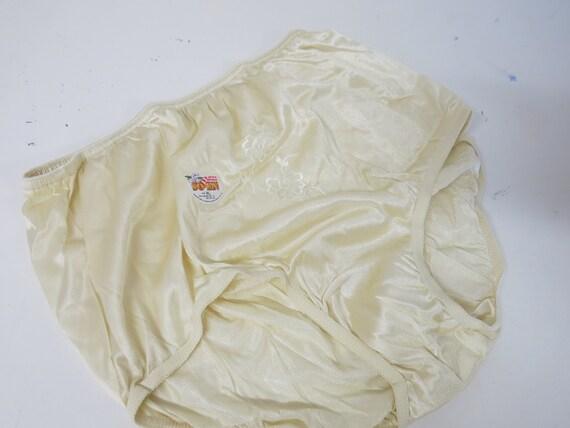 Nylon Panties Mid Century Panties High Waist Panti