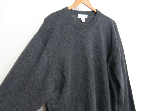 Cashmere Sweater Charcoal Gray Nordstrom Cashmere