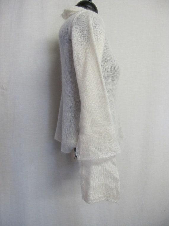 Mohair Sweater FENDI Italian Mohair  Sweater New - image 6