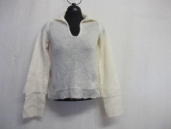 Mohair Sweater FENDI Italian Mohair  Sweater New - image 2