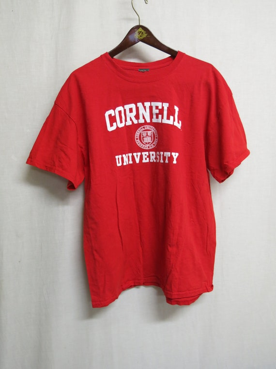 Cornell University T Shirt College T Shirt Ivy Lea