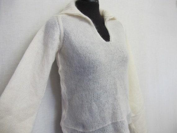 Mohair Sweater FENDI Italian Mohair  Sweater New - image 4
