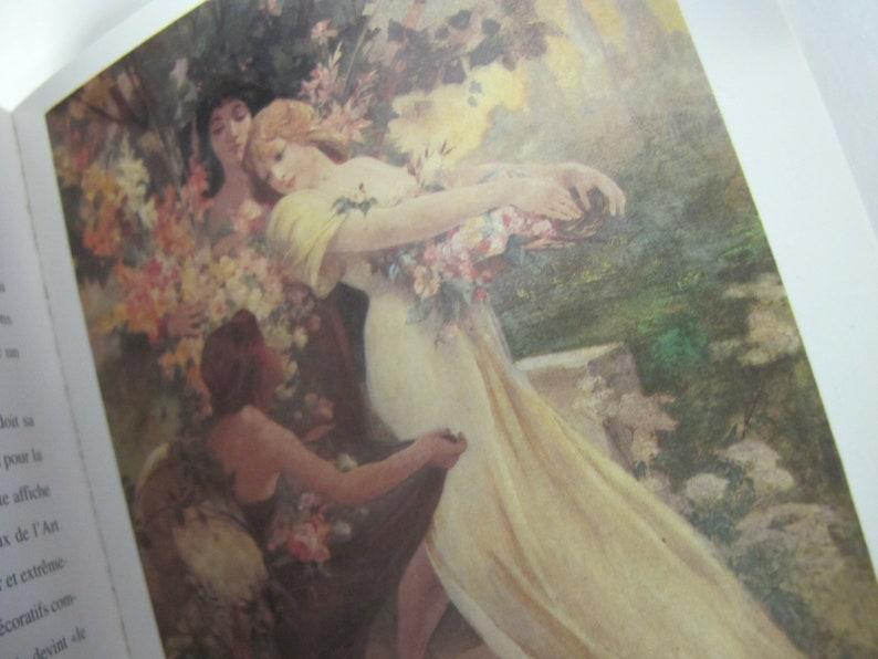 Taschen Postcards Alfons Mucha Art Nouveau