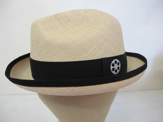 Panama Hat Ecuador Montecristi Straw Hat Resort S… - image 3