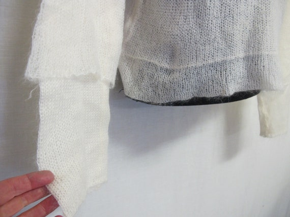 Mohair Sweater FENDI Italian Mohair  Sweater New - image 3