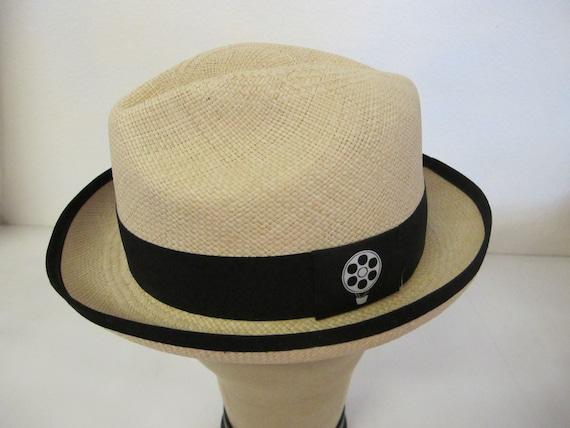 Panama Hat Ecuador Montecristi Straw Hat Resort S… - image 2