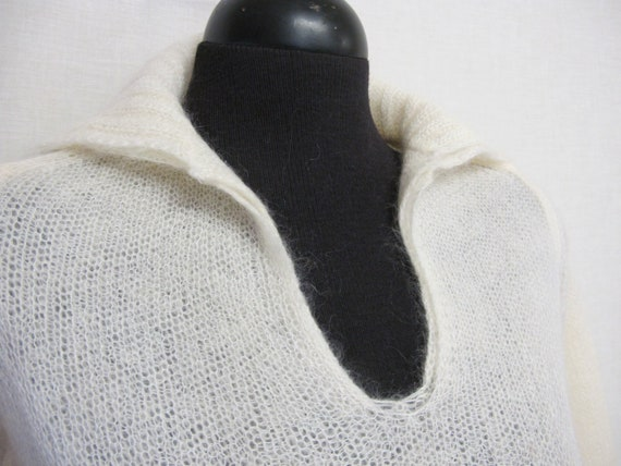 Mohair Sweater FENDI Italian Mohair  Sweater New - image 5