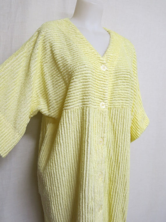Chenille Robe Terrycloth Robe Beach Coverup House