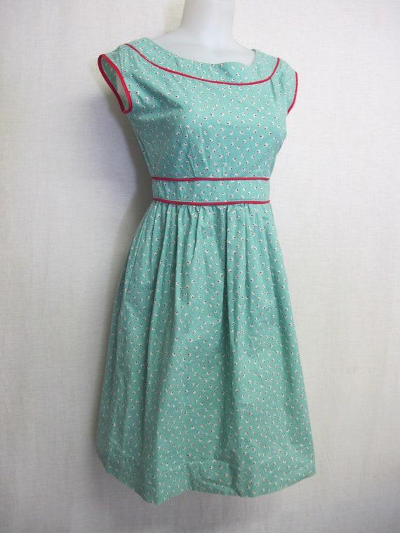 Prairie Dress Country Girl Gingham Dress Rockabill